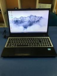 Notebook samsung i7 usado