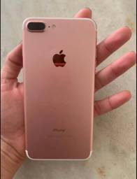 Vendo iphone 7 plus de 32 gb por 1.800