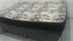 Cama de casal Base + colchão
