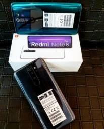 Note 8 pro 128 GB novo lacrado a pronta entrega temos note 9 s note 9
