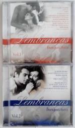CDs  Lembranças Inesquecíveis