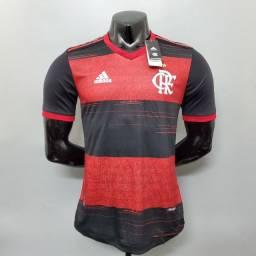 Camisa do Flamengo Versão Jogador Player - Promoção