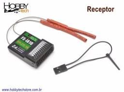 Receptor FlaySky ia10b - 10 Canais