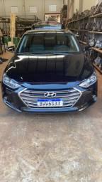 Hyundai Elantra 2.0 flex automatico 2017