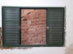 Vendo janela usada.