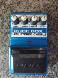 Pedal chorus Ice box FX 64 DOD stereo chorus Americano