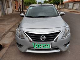 Nissan Versa Unique 1.6 AT 2018/Extra