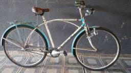 Bicicleta Antiga Caloi 66