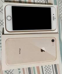 iPhone 8 dourado rose