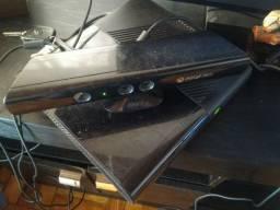 Xbox 360 com kinect Bloqueado