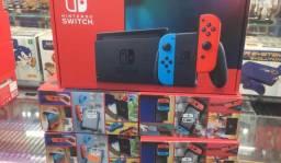 Nintendo switch v2 lacrado