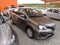 Etios X Plus Sedan 1.5 Flex 16V 4p Mec. + ipva 2020 + Laudo Cautelar