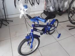 Bicicleta Aro 16 Nova
