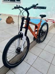 Bike Shimano aro 26