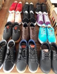 Vendo lote de calçados (Novos)