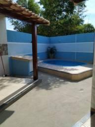 Casa 2 quartos + piscina !