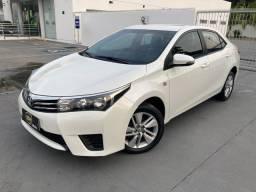 Toyota Corolla GLi 1.8 CVT COMPLETO 2016