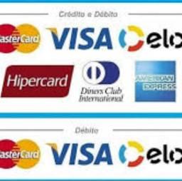 Marquinha cartão  mercado pago
