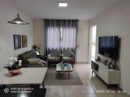 Casa cond. 2 quartos suite no setor estrela Dalva com quintal Grande