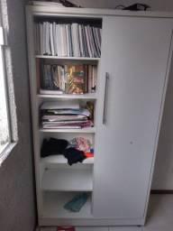 Beliche planejado com armário