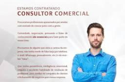 Consultor Comercial - Contratamos!