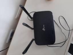 Vendo Roteador TP-LINK ótimo estado 3 antenas