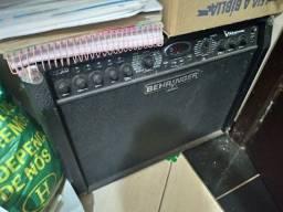 Amplificado pra guitarra