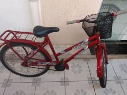 Duas bicicletas jovem