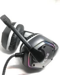Headset Gaming Eksa 7.1 Virtual Surround