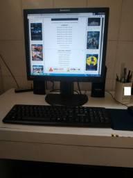 Leia TODA descrição! Vendoo PC completo. Positivo 4gb RAM e 320gb HD. Campos, RJ