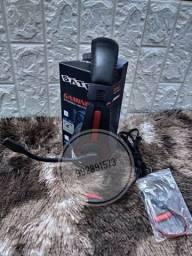 Fone Ouvido Gaming Microfone Satellite Headset Ae-261 (entrega grátis)