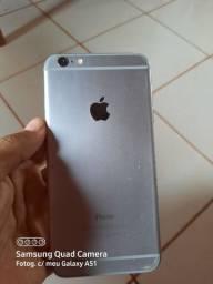 Vende-se iphone 6 plus 16 gigas algumas marcas de uso mais funciona perfeitamente