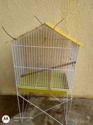 Gaiola periquito