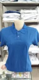 Camiseta Polo Pique tamanho variados