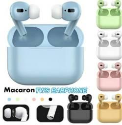 Fone de Ouvido Bluetooth Air 3 Pro iPhone