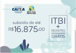 Mcmv Porto Grande Residencial- Oportunidade Imperdível!!