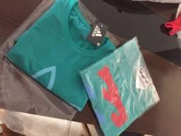 Camisetas primeira linhas