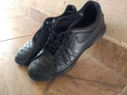 Chuteira Nike Black