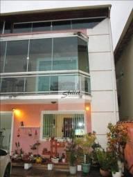 Casa com 3 dormitórios à venda, 90 m² por R$ 360.000,00 - Recreio - Rio das Ostras/RJ