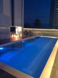 VM-M-Apto Incrível na Beira-Mar de Barra de Jangada - Edf. Barra Home Stay