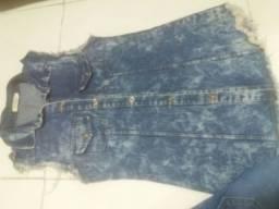 30rs Colete jeans T.P