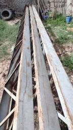 Treliças de 6 polegadas com 60 de altura