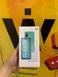 Redmi Note 10, 4GB + 128GB - Branco