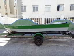 Barco dealuminio 5 mts