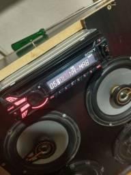 Rádio Sony e Pioneer