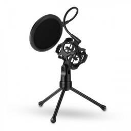 (WhatsApp) suporte tripé p/ microfone - tomate - mt 1024