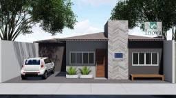 Casa à venda com 3 dormitórios em Nova esperança, Nepomuceno cod:676