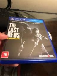 The Last of US (novo) - Playstation 4