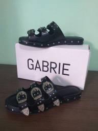 Sandália Preta Gabrie