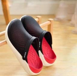 Sandália Crocs Literide Clog -  Vermelha ( ultima unidade)